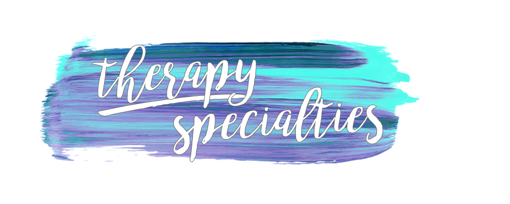 Therapy Specialties Title